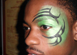 Tribal Face Painting