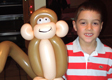 Big Monkey Balloon Twisting