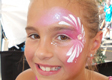 Pretty Eye Face Painting